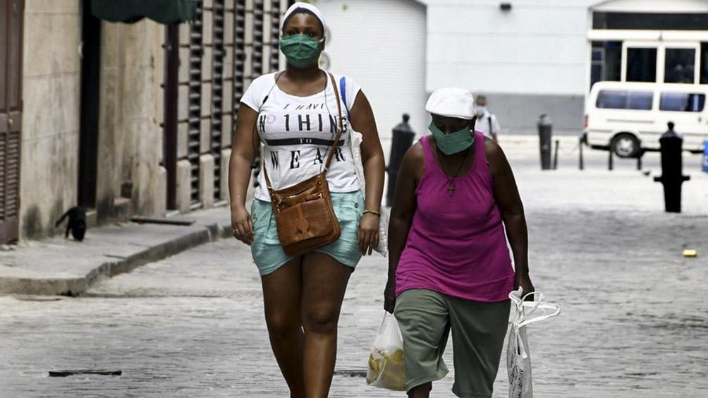 Cuba registró un récord de muertes diarias. Foto: Télam.
