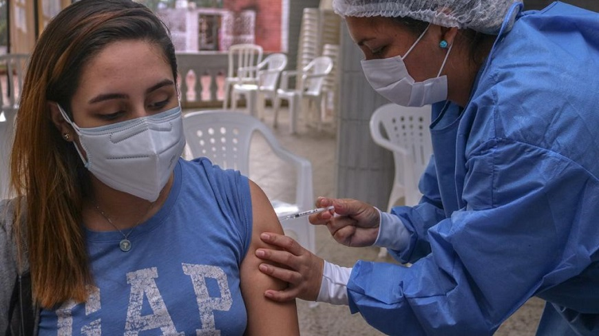 Foto: Ministerio de Salud.