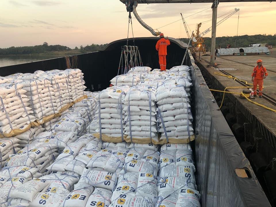 La exportación de arroz viene creciendo aceleradamente. Foto: IP