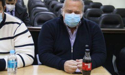 Juicio de óscar Gonález Daher. (Foto Gentileza).