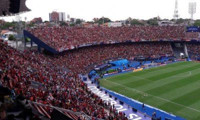 Final de la Copa Sudamericana en Asunción. Foto: Archivo.