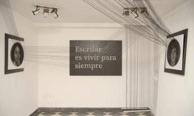 Instalación de Liliana Fretes. Cortesía
