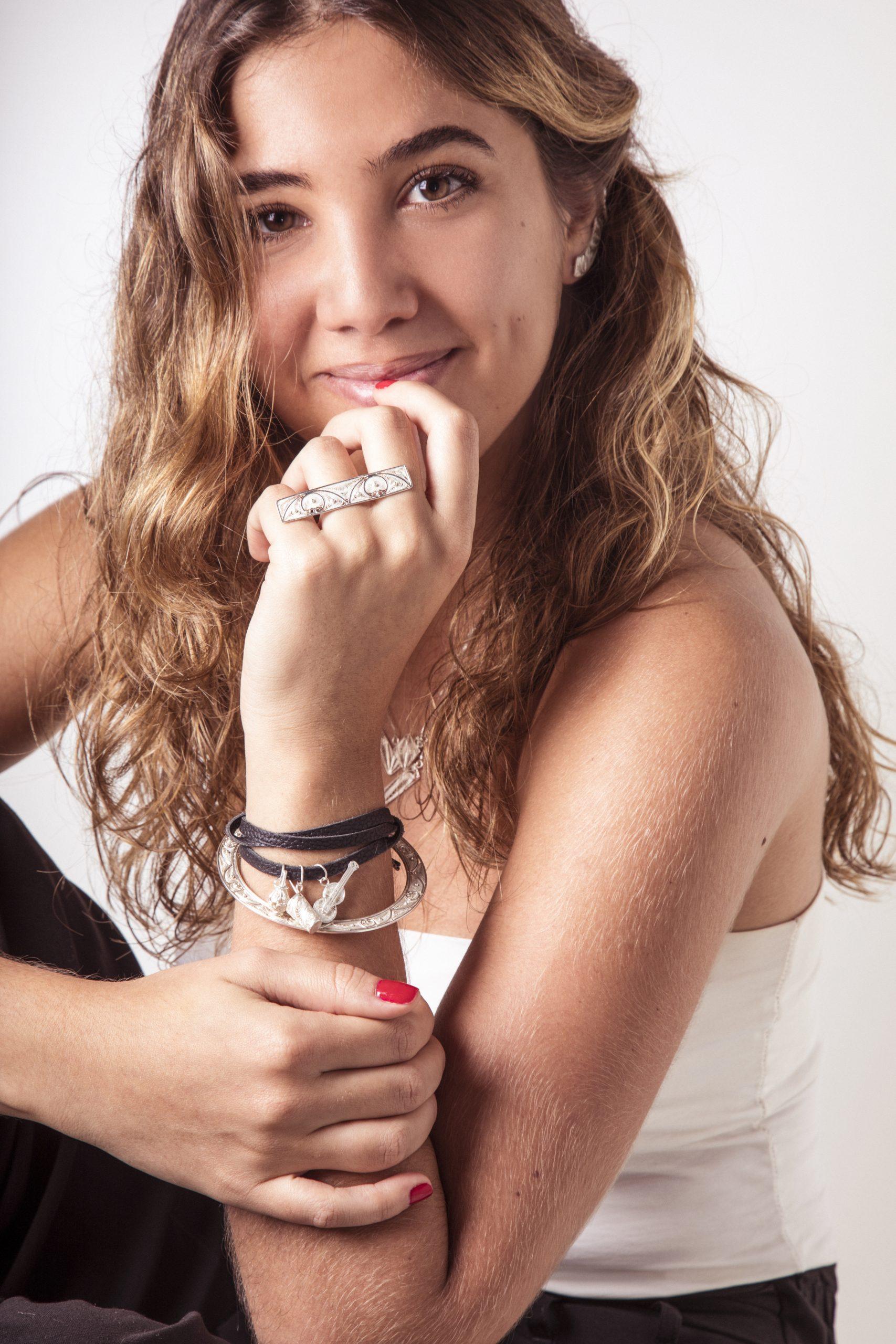 Antonella Scavone, creadora de Toni Gie. Foto: Gentileza.