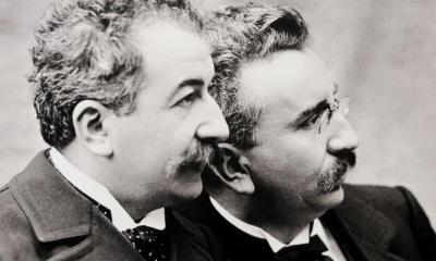 Hermanos Lumière. Archivo