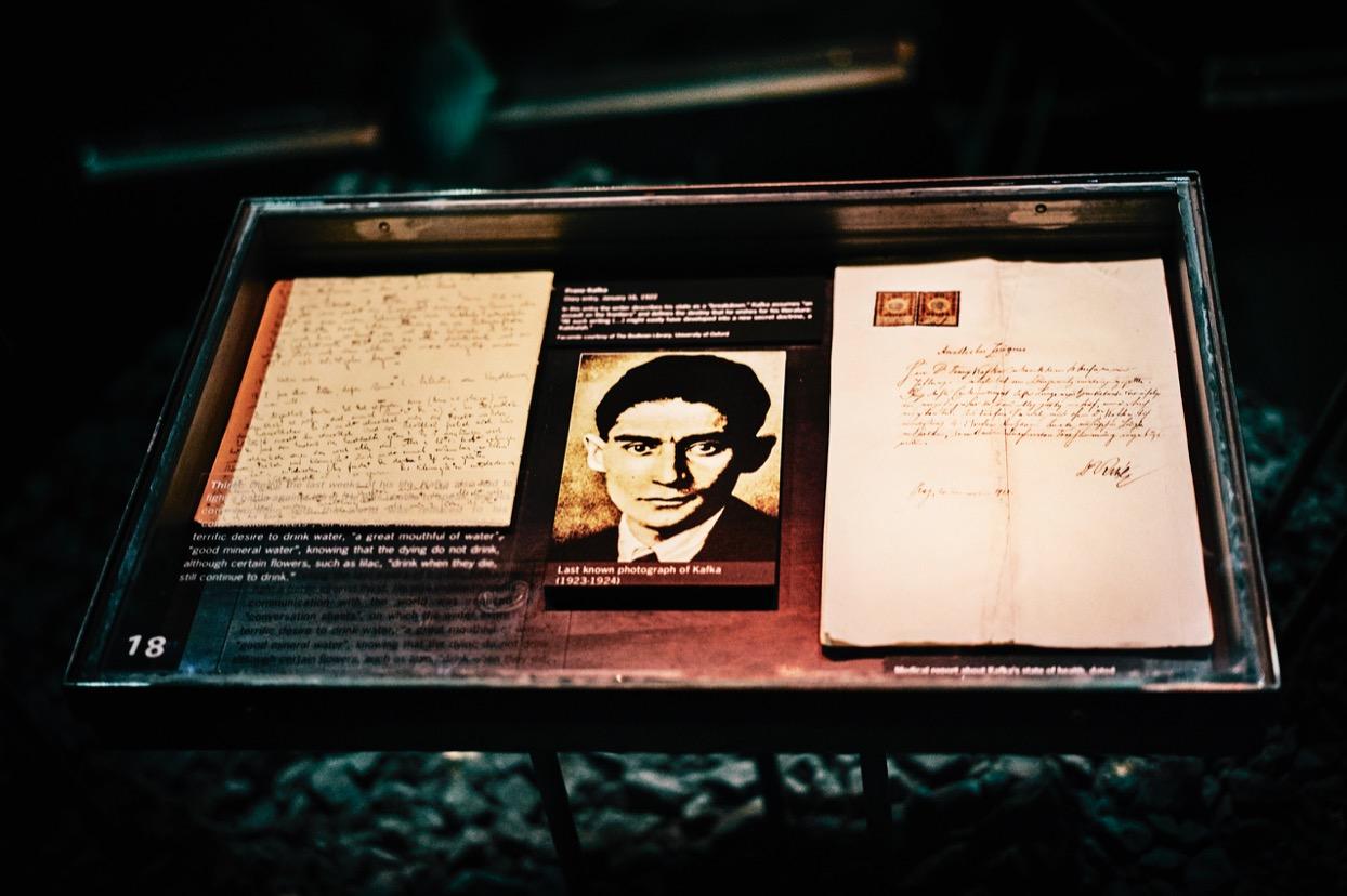 Museo Franz Kafka, Praga. Cortesía