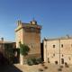 Castello San Basilio, Italia, uno de sitios confirmados para la residencia artística. Cortesía
