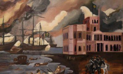 """Camila Cadogan, """"Invasión de Asunción"""", 2020. Cortesía"""