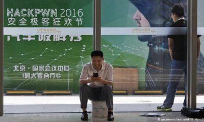 China ganó más de 21 millones de usuarios de internet adicionales en seis meses, lo que corresponde a casi el doble de la población de Bélgica, según un informe. Foto: Picture Aliance.