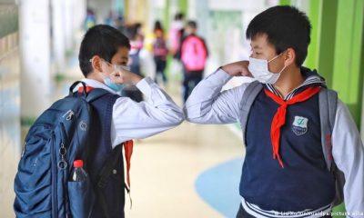 Escuelas chinas se reforman, además de adaptarse a la pandemia. Foto: Picture Aliance.
