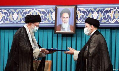 Raisi, de 60 años, comenzará oficialmente su mandato de cuatro años tras la aprobación de su elección por el guía supremo, el ayatolá Ali Jamenei. Foto: Picture Aliance.