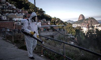 El 45% de los contagios en Río de Janeiro corresponden a la variante Delta. Foto: Télam.