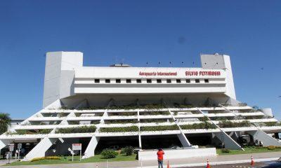 Aeropuerto Internacional Silvio Pettiriossi. (Foto Gentileza).