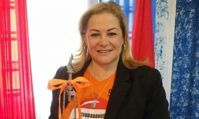Abogada María Esther Roa. (Foto Gentileza).