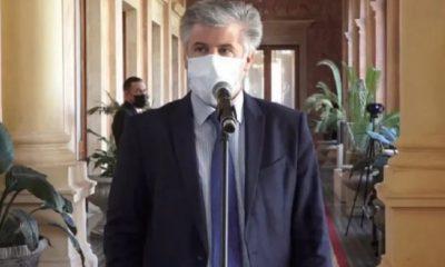 Arnaldo Giuzzio, ministro del Interior. (Gentileza)