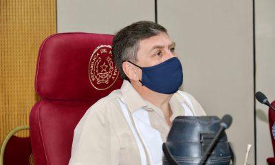 Senador Blas Llano. (Foto Gentileza).