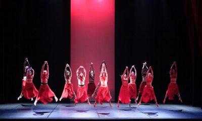 """Carmina Burana"". Ballet Nacional del Paraguay. Cortesía"