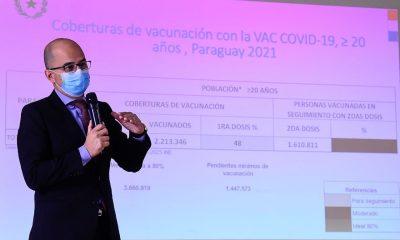 Doctor Héctor Castro, director del PAI. (Foto: Salud)