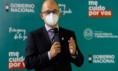 Doctor Héctor Castro, director del PAI. (Gentileza)