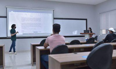 Clases presenciales en las universidades. (Foto Ilustración: Ecotec).