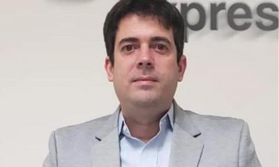 Giuliano Caligaris, vicepresidente de la CAP.