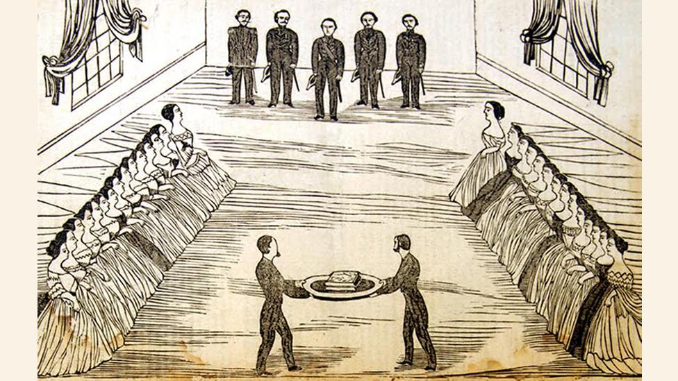 """Donación de joyas, 1867. """"El Centinela"""", colección CAV/Museo del Barro"""