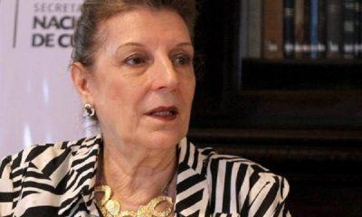 Mabel Causarano. Foto: Secretaría Nacional de Cultura.