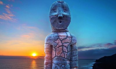 """Momia guardiana"", cultura chinchorro, Chile © Carlos Chow (Naciones Unidas)"