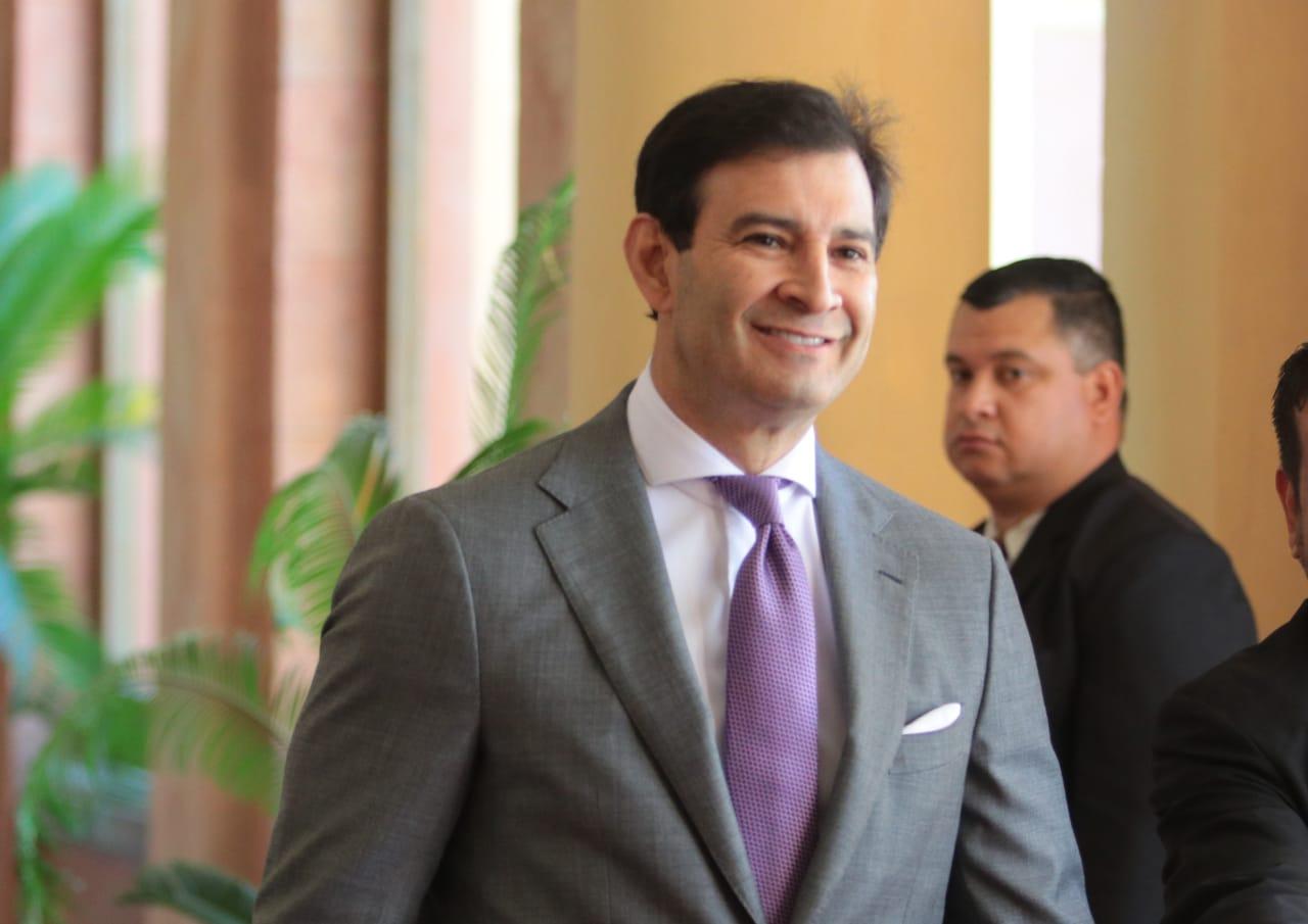 Silvio Beto Ovelar, senador. (Foto Senado).