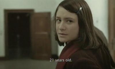 Sophie Scholl. Captura.