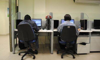 Gobierno levanta el sistema de teletrabajo. Foto Referencia.