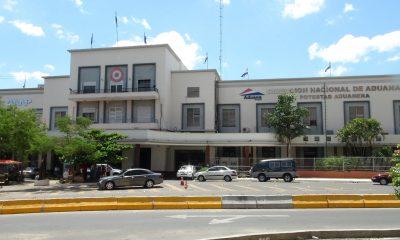 Dirección Nacional de Aduanas (Foto Ip).