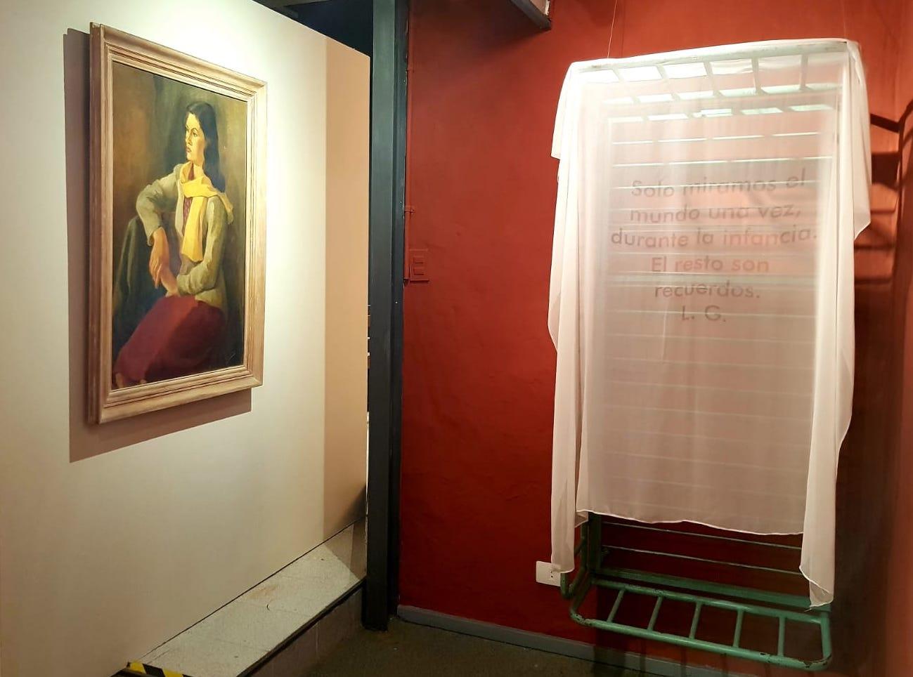 Obras de Ofelia Echagüe Kunos y Alfredo Quiroz. Cortesía CAV/Museo del Barro