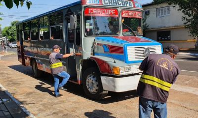 Reajuste de pasaje para buses de corta, media y larga distancia. (Foto Dinatran),