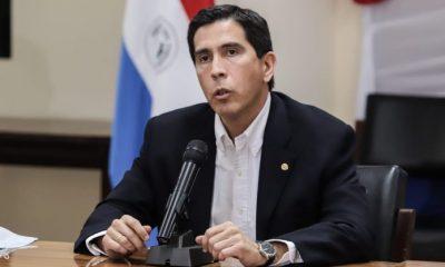 Federico González, ministro asesor de Asuntos Estratégicos del Poder Ejecutivo. (Foto IP)
