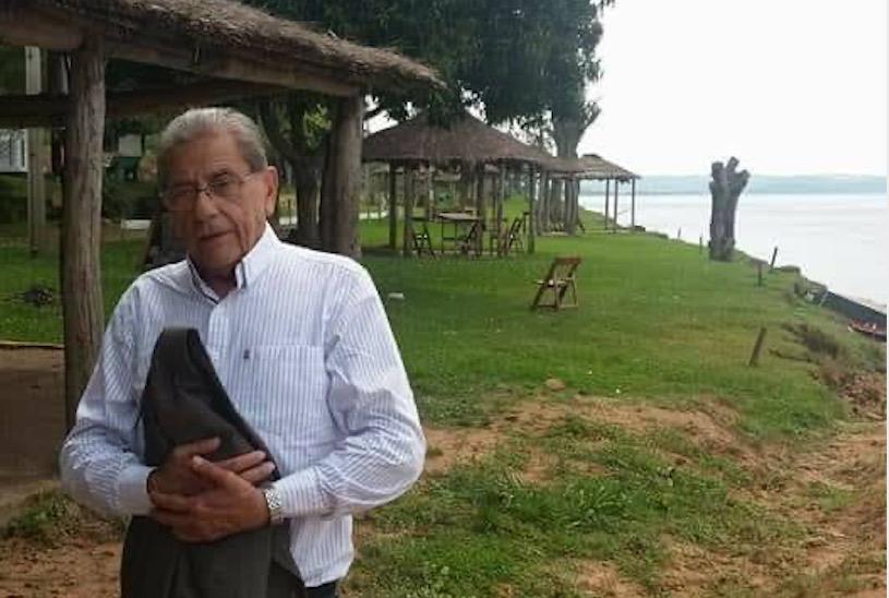 Feliciano Acosta. Cortesía
