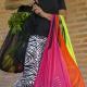 Las bolsas Ayvu fueron creadas para organizar las compras separando los artículos por colores. Foto: ReUsable.