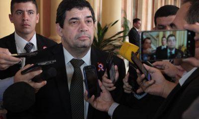 Hugo Velázquez, vicepresidente de la República. (Foto IP).