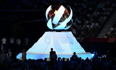 Tokio pasó la posta olímpica a París. Foto: Agencias.