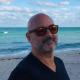 Marco de Veglia (55). El activista antivacunas murió de coronavirus en Miami. Foto: Redes Sociales.