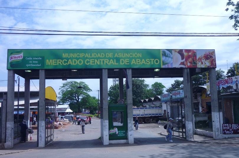 Mercado de Abasto.