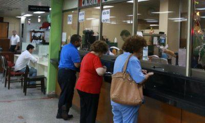 Contribuyentes pueden aprovechar la exoneración hasta mañana. (Foto Municipalidad de Asunción)