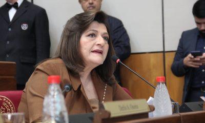 Senadora Blanca Ovelar. (Foto Monumental Am).F