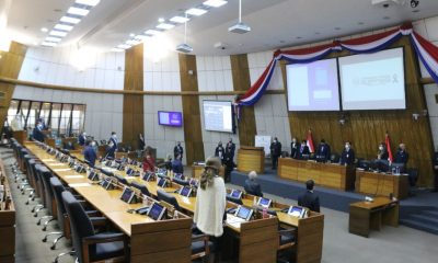 El pleno de la Cámara de Diputados. (Foto Diputados=