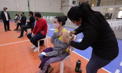 Autoridades de Salud esperan que la concurrencia en los vacunatorios aumente. (Gentileza)