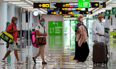 La medida supone volver a imponer restricciones a los viajes no esenciales desde esos países. Foto: Télam