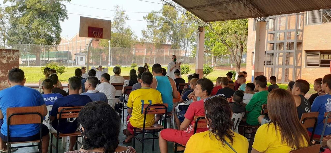 Actualmente, los ochos centros educativos del país registran una población de 191 adolescentes en conflicto con la ley penal. Foto: Gentileza.