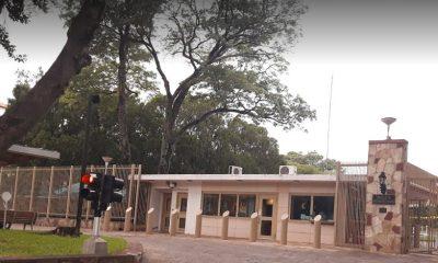 Embajada de Estados Unidos en Paraguay. Foto: Gentileza.