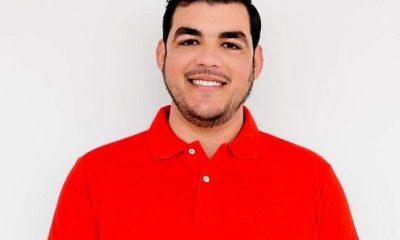 Carlos Aguilera, candidato a concejal. (Foto Facebook)