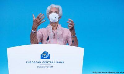 Cristine Lagarde, presidenta del Banco Central Europeo. Foto: Picture Aliance.