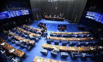 El presidente del Senado, Rodrigo Pacheco, de la fuerza de derecha Demócratas, lanzó un fuerte mensaje contra Bolsonaro al cancelar toda la agenda de proyectos luego que el mandatario afirmara ante una multitud que no cumplirá las decisiones de la Corte. Foto: Télam.